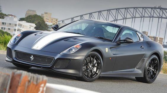 50 Shades of Grey - Ferrari