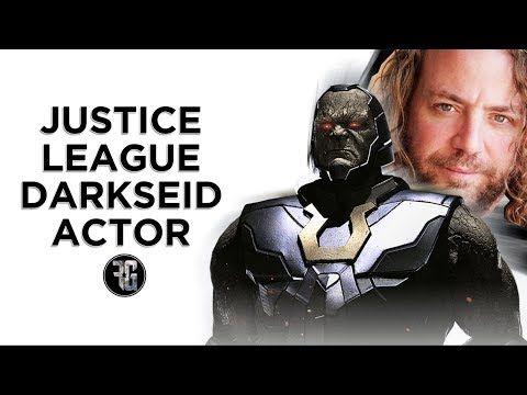 Ray Porter Was Darkseid In Zack Snyder S Justice League Youtube Justice League Darkseid Dc Characters