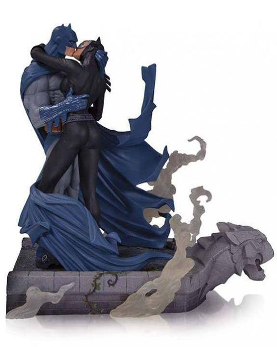 Hola, te quiero en mis manos!! Batman y Catwoman Figura Coleccionable Hush