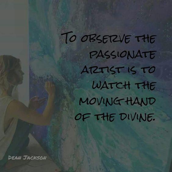Passionate Artist