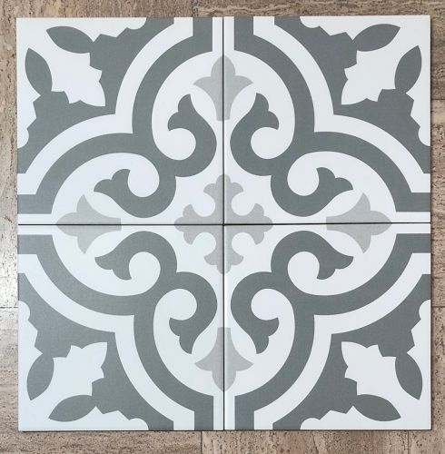 8 X 8 Roca Tile Havana Jazz Cement Look Porcelain Tile Vintage Bathroom Tile Porcelain Tile Classic Tile
