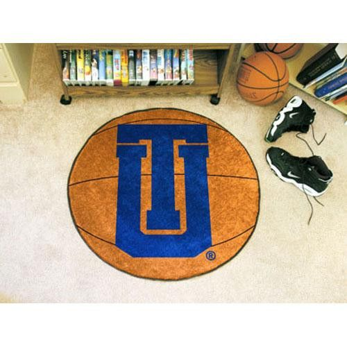 Tulsa Golden Hurricane NCAA Basketball Round Floor Mat (29)