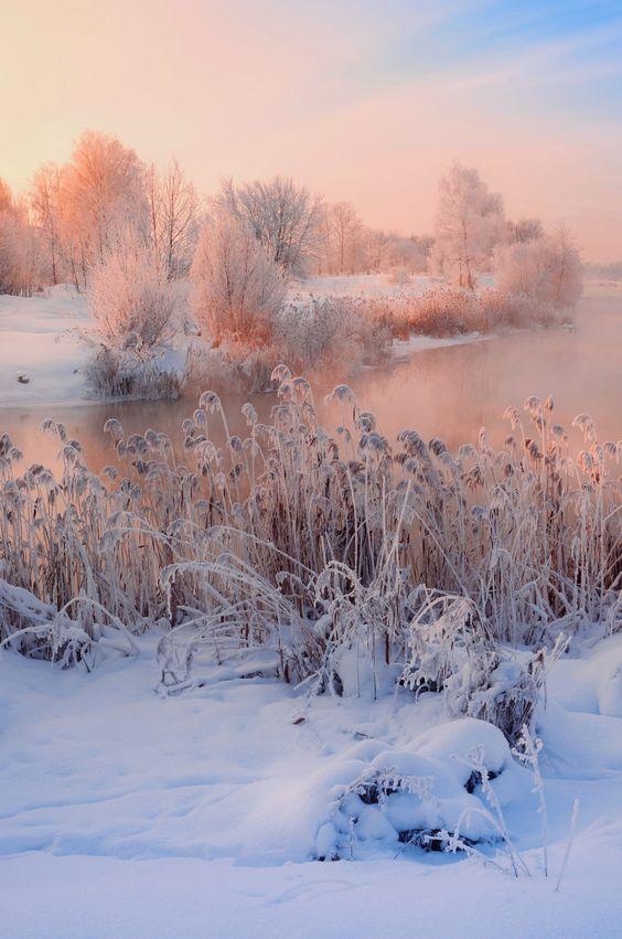 Winter Pastels Winter Landscape Winter Scenery Winter Pictures