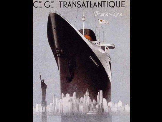 Le paquebot Normandie, un rêve de géant - Normandie Héritage