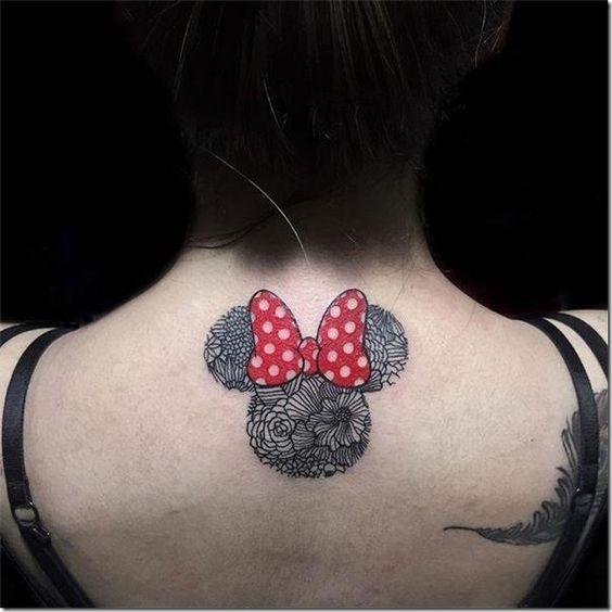 ▷ Disney Character Tattoos - Spectacular Photos