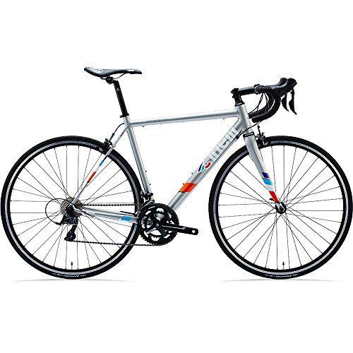 Cinelli Experience Sora Bicicleta De Carretera Completa Color Gris Bicicleta Bici Deporte Cicli Bicicleta De Carretera Bicicletas De Carreras Bicicletas