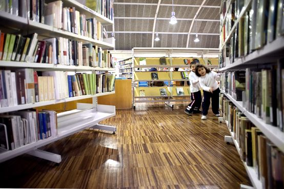 Biblioteca Sant Roc