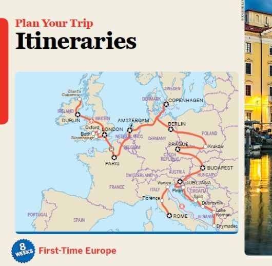 Free Europe On A Shoestring Lonely Planet Pdf Download Austria France Germany Uk Greece Ireland It Lonely Planet Lonely Planet Travel Plan Your Trip