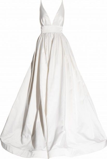 I love this dress - simple, classic, and stunning.