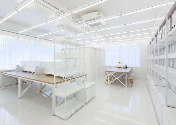 Khan Project Office by Khan Project.