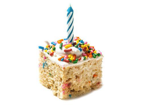 Treat House | Food + Travel | PureWow New York -- the Birthday Cake