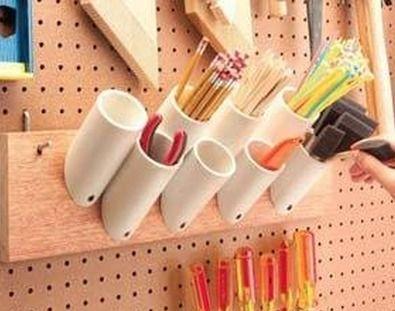 shop storage ideas: