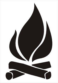 Clip Art Camp Fire Clip Art campfire jpg clipart best applique reverie kids best