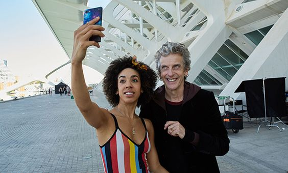 Does the Doctor Who filming schedule mean Pearl Mackie will debut this Christmas? #DoctorWho