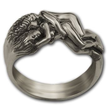 Sterling silver, Love this and Gay on Pinterest