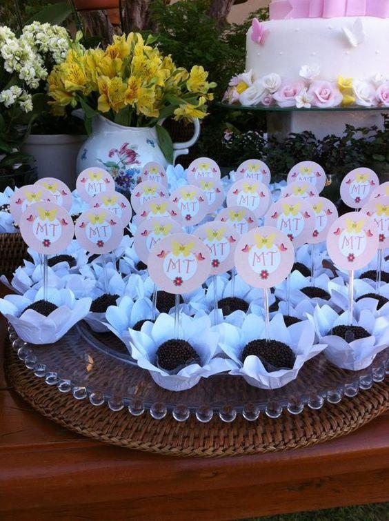 festa borboletas e flores - Pesquisa Google