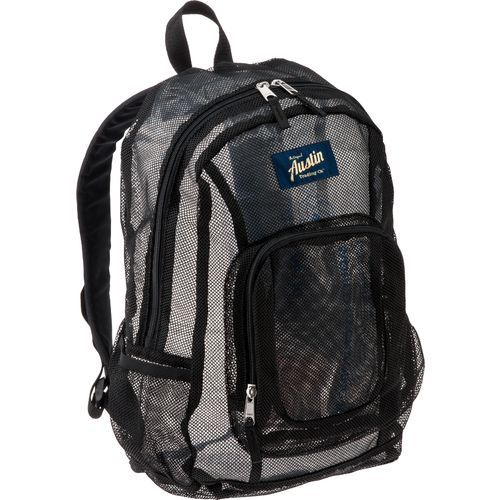 Image for Austin Trading Co.® Mesh Backpack from Academy