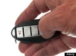 Hidden Key Fob Trick Allows Users To Roll Down Car Windows.