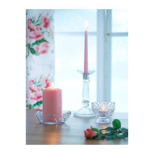 ikea candle holders and candles on pinterest. Black Bedroom Furniture Sets. Home Design Ideas