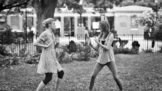Noah Baumbach and Greta Gerwig have co-written a film about me. Title: Frances Ha ✍ #TIFF12 #toronto #actors