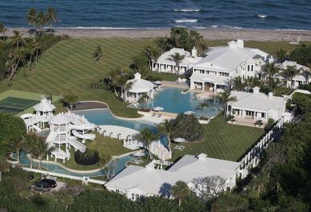 Celebrity homes – Celine Dion and Amanda Seyfried!