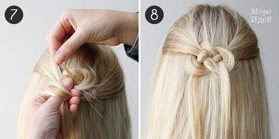 Створюємо зачіски для мамусь в домашніх умовах