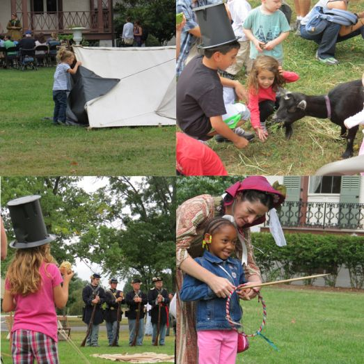PRESIDENT LINCOLN'S COTTAGE: FAMILY DAY 2014