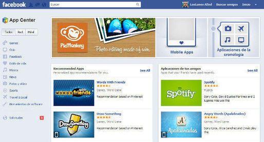 #RedesSociales : Ya está disponible el #AppCenter de #Facebook