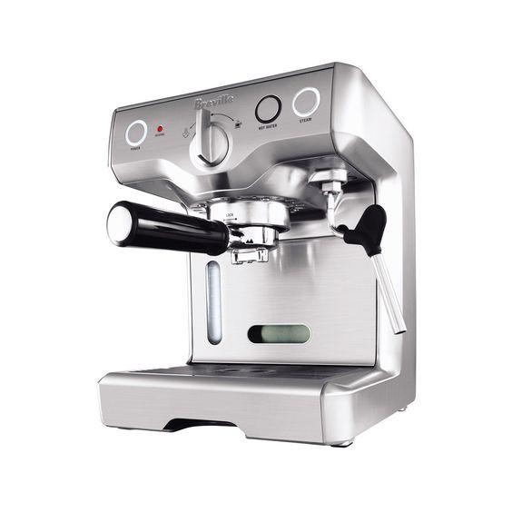 Breville Coffee Maker Customer Service : Espresso machine, Metals and Espresso on Pinterest