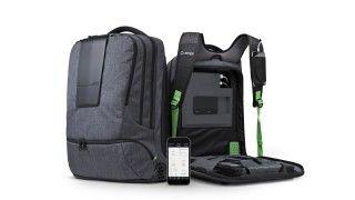 A mochila inteligente da AMPL se conecta ao seu smartphone via Bluetooth LE