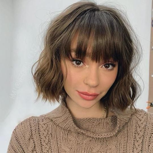 15 Most Flattering Haircuts For Women With Thin Hair Short Hair Styles Hairstyles For Thin Hair Short Hair With Bangs