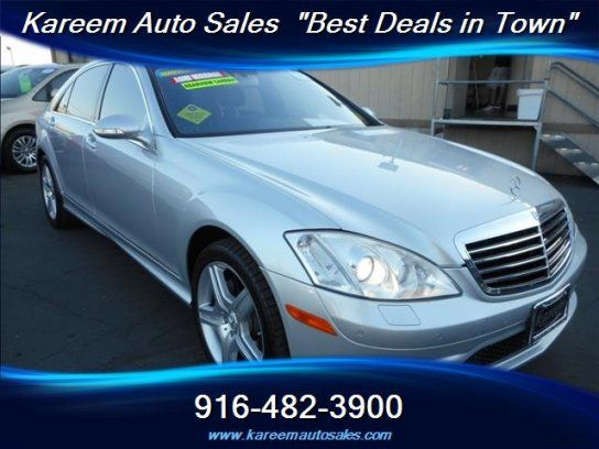 Sedan 2008 Mercedes Benz S 550 With 4 Door In Sacramento Ca 95825 Mercedes Benz Benz S Benz