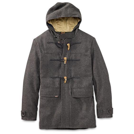 Shrewsbury Peak Waterproof - Duffle Coat imperméable homme