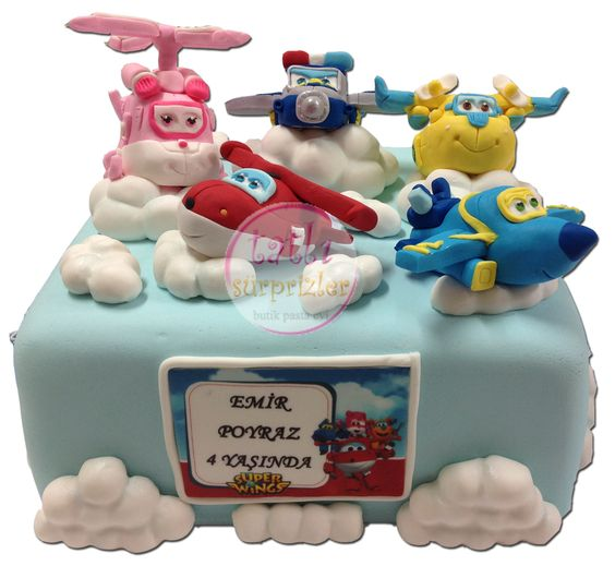 super wings cake super wings pinterest wings and cakes. Black Bedroom Furniture Sets. Home Design Ideas