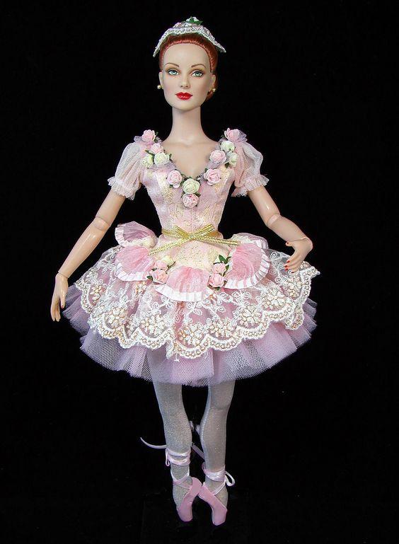 Tonner Daphne wearing Sugar Plum | Flickr - Photo Sharing!