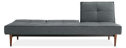 New mid-centry modern style convertible sofa/chaise/daybed - Room & Board.