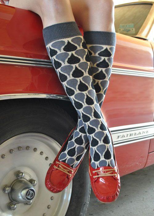 Darling socks!