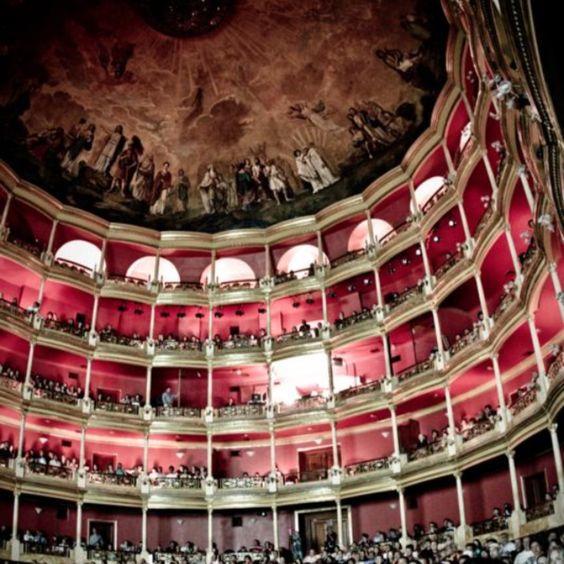 Teatro Degollado. Guadalajara, Jalisco.