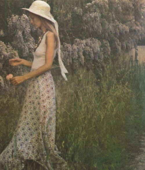vogue paris 1973 - photo by david hamilton
