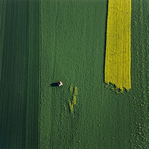 Abstract Art (by Aerial Photography)