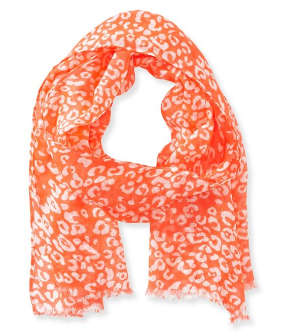 Kids' Cheetah Scarf - PS From Aeropostale