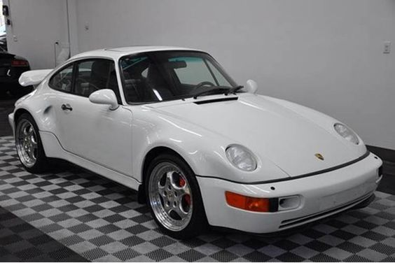 In 1993, Porsche decided to create a special limited edition of the 911, one to mark the transition from the 993 to the 964 series. It was a quick run - ju