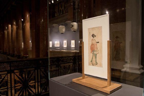 Выставка «Шедевры живописи игравюры эпоÑи Ðдо»