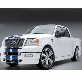 2004 2005 Ford F 150 Lariat F150 Style Body Kit Ford F150 F150