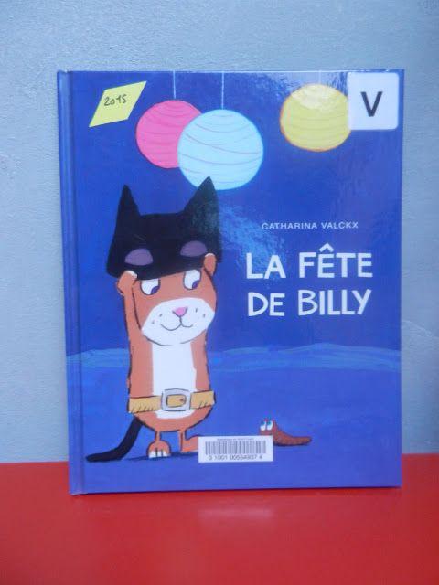 La fête de Billy (Présentation & Avis)(Chut, les enfants lisent #19)