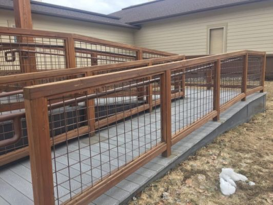 Cattle Panel Fencing Lowes Capricornradio Hog Wire Fence