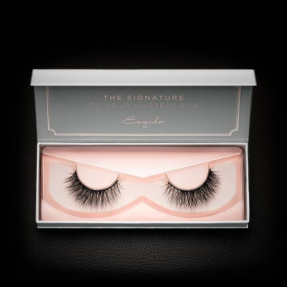 Light up any room with our ESQIDO Lashes in Illumina, part of our new NOIRE collection.  Check it out on www.esqdio.com/shop #esqido #noirecollection