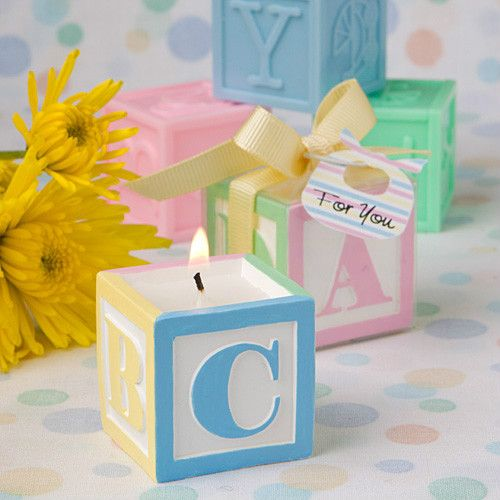 baby shower favors building blocks and shower favors on pinterest
