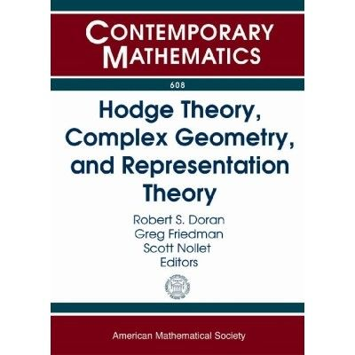 Hodge theory, complex geometry, and representation theory / Robert S. Doran, Greg Friedman, Scott Nollet, editors. 2014. Máis información: http://www.ams.org/books/conm/608/