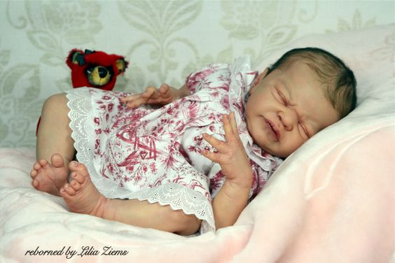 Miracle by Laura Lee Eagles* Reborn baby doll* NEW* | eBay